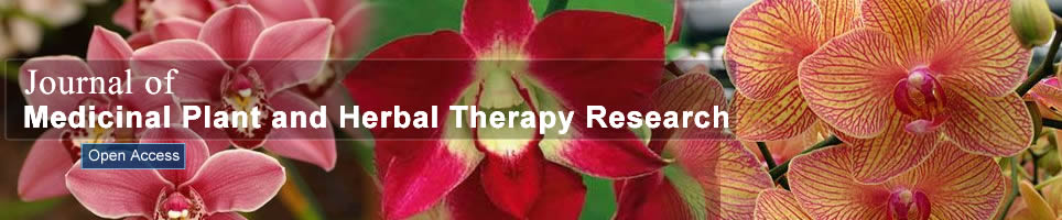 Journal Of Medicinal Plant And Herbal Therapy Researchinstruction